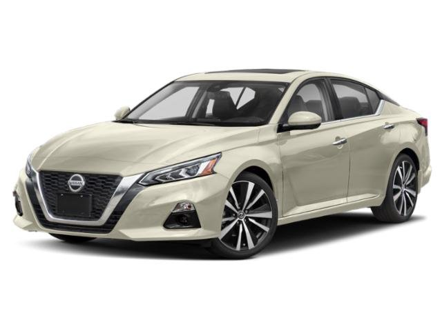 New 2020 Nissan Altima 2.5 SL AWD With Navigation