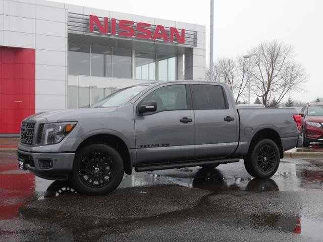 Certified Pre-Owned 2019 Nissan Titan SL