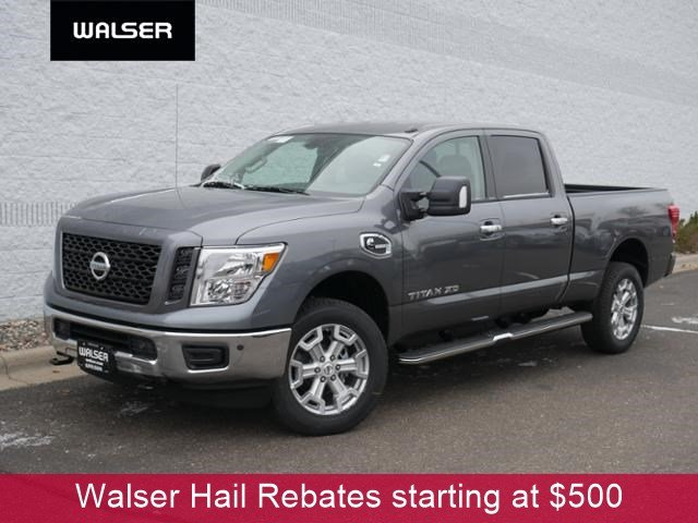 New 2019 Nissan Titan XD V8D SV 4X4 UTILITY With Navigation & 4WD