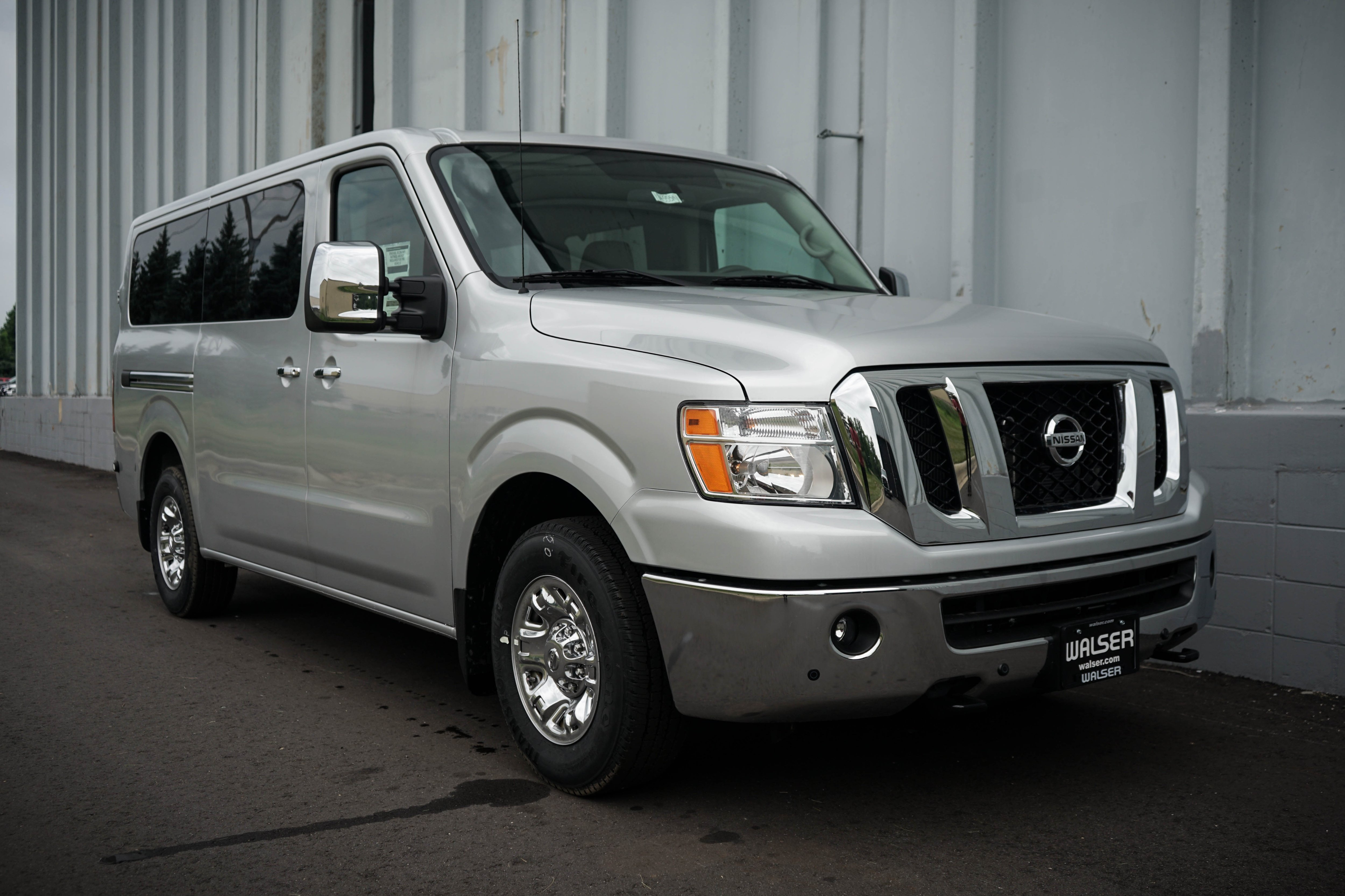 Nissan Nv Passenger >> New 2019 Nissan Nv Passenger With Navigation