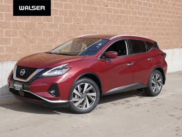 New 2019 Nissan Murano SL TECHNOLOGY PKG