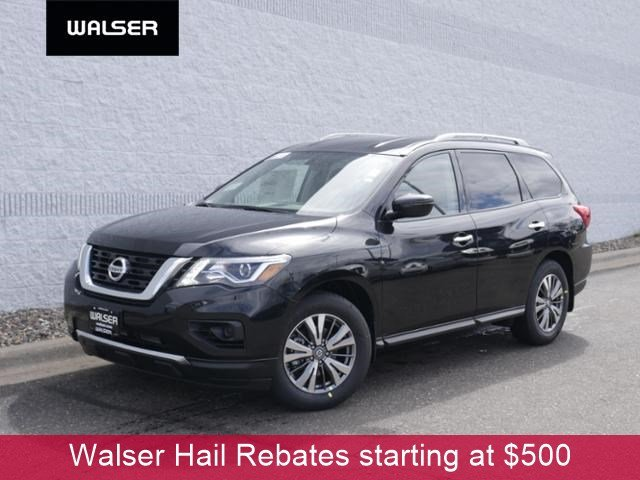 New 2019 Nissan Pathfinder S 4X2