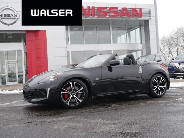 Certified Pre-Owned 2018 Nissan 370Z Roadster TOURING ROADSTER *CERTIFIED* BIG BRAKES LOW MILE!