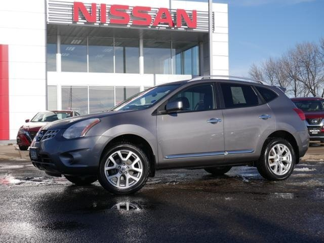 Pre-Owned 2011 Nissan Rogue SV AWD HTD LTHR MOON BACK UP CAM CLEAN!