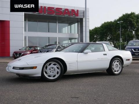 Pre-Owned 1991 Chevrolet Corvette Base