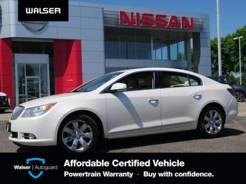 Pre-Owned 2012 Buick LaCrosse Leather Group