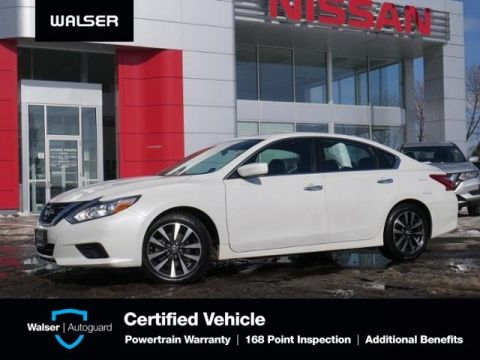 Certified Pre-Owned 2016 Nissan Altima SV *CPO* REMOTE START POWER SEAT ALLOYS