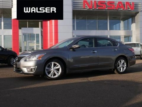 Certified Pre-Owned 2015 Nissan Altima SV *CERTIFIED* ALLOYS BLUETOOTH LOW MILES!