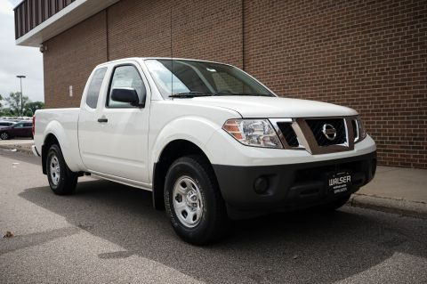 New 2019 Nissan Frontier S 4X2 I-4