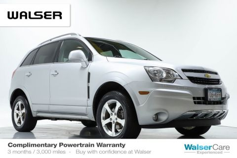 Pre-Owned 2012 Chevrolet Captiva Sport Fleet LTZ
