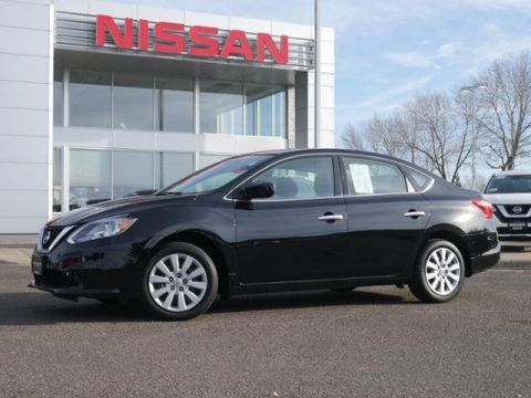 Certified Pre-Owned 2017 Nissan Sentra S *CPO* BLUETOOTH LOW MILES!