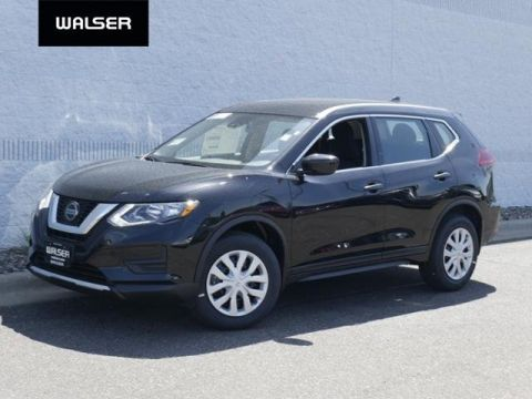 New 2019 Nissan Rogue S AWD