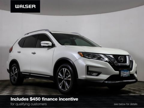 Certified Pre-Owned 2017 Nissan Rogue SL