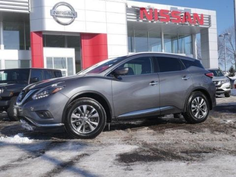 Certified Pre-Owned 2018 Nissan Murano SL AWD *CERTIFIED* PANO MOON HTD LTHR RADAR CRUISE