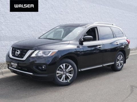 New 2019 Nissan Pathfinder SL 4X4