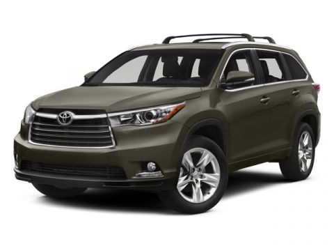 Pre-Owned 2015 Toyota Highlander XLE