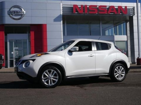 Certified Pre-Owned 2015 Nissan JUKE SV AWD *CPO* MOON BACK UP CAM BLUETOOTH