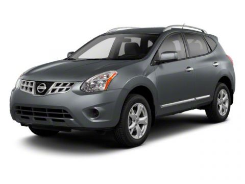 Pre-Owned 2013 Nissan Rogue S AWD NEW TIRES!