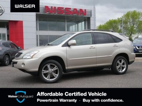 Pre-Owned 2007 Lexus RX 400h AWD HTD LEATHER NAV NEW TIRES 1 OWNER!