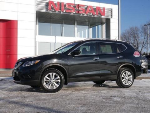 Certified Pre-Owned 2016 Nissan Rogue SV AWD *CERTIFIED* ALLOYS BLUETOOTH BACK UP CAM